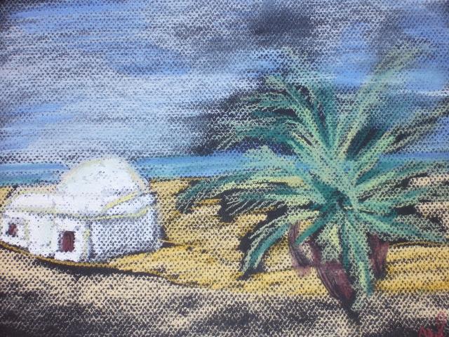 Djerba / la maison blanche Djerba-la-maison-blanche.jpg